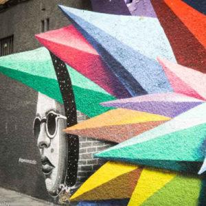 Стрит-арт Мадрида
